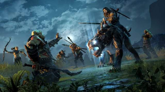 Официально вышла Middle-Earth: Shadow of Mordor