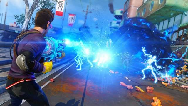 Лаунч-трейлер Sunset Overdrive