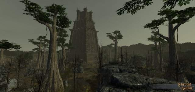 Shroud of the Avatar: появление башни Tower of the Shuttered Eye