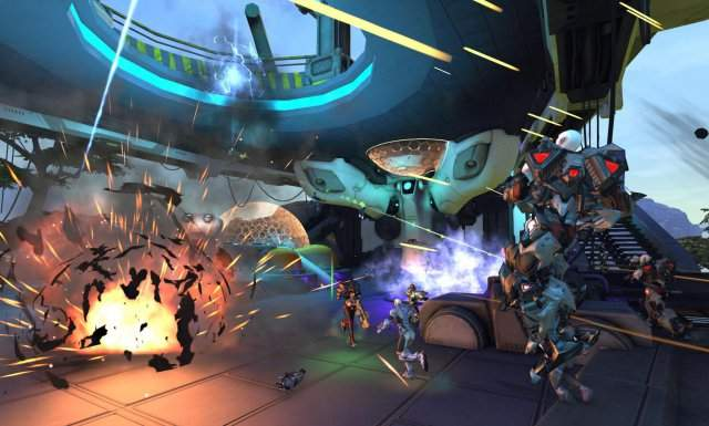 Известна дата обновления Firefall: Together Toward Victory