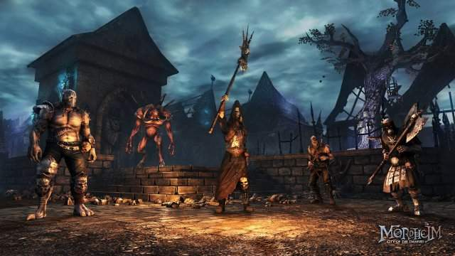 ����� ������ ����� ���������� Mordheim: City of the Damned