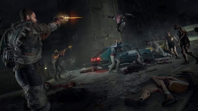 видео игры зомби и паркур