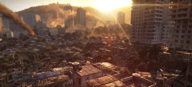 Прогулка по Dying Light