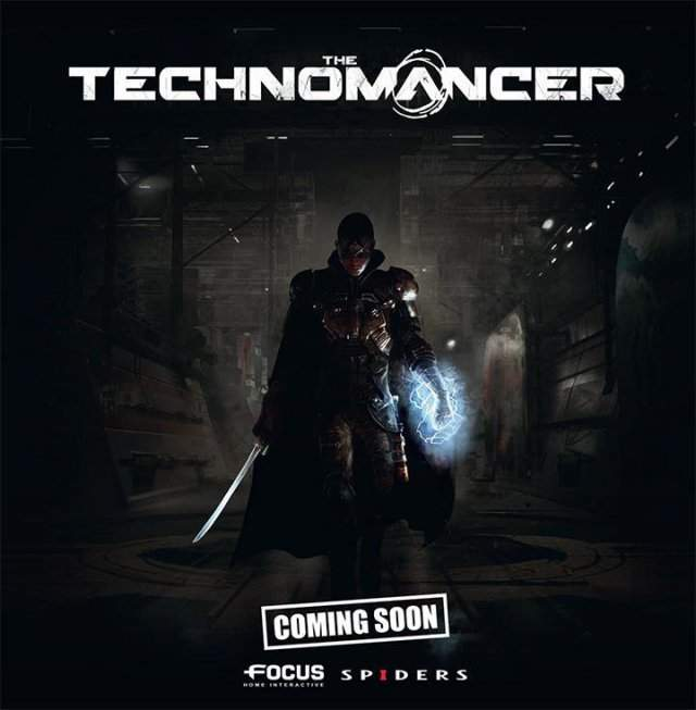 Анонс RPG The Technomancer