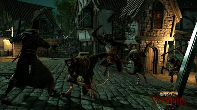 ����� � ������ ������ ������ Warhammer: The End Times � Vermintide