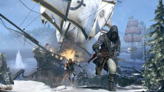 Лаунч-трейлер PC-версии Assassin's Creed: Rogue