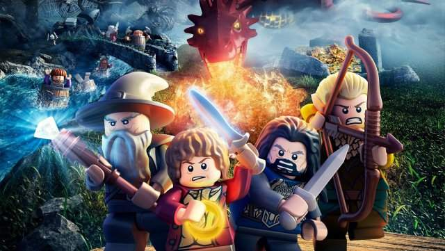 Чит-коды на LEGO The Hobbit