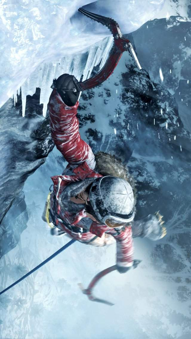 ��������� Rise of the Tomb Raider � ������� ����������