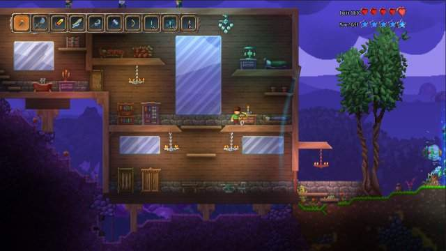 Анонс Terraria: Otherworld