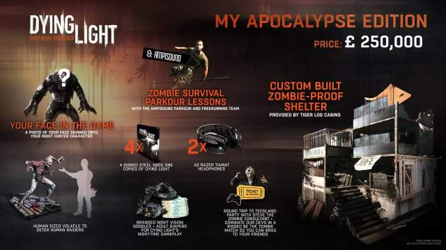 Dying Light �My Apocalipse�: ����� ������ ������������� �������