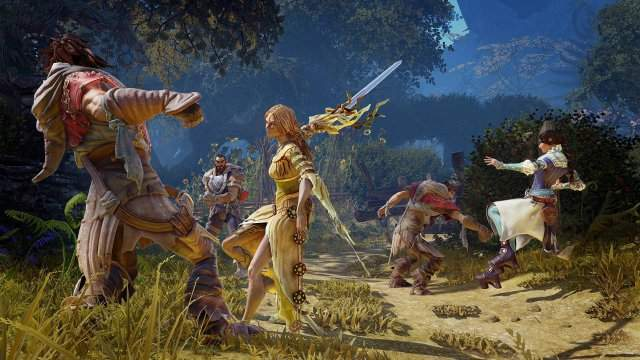 Новые скриншоты Fable Legends и модель распространения
