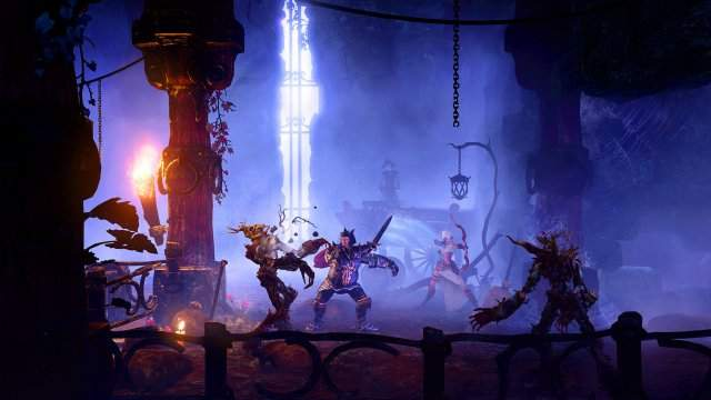 Анонс Trine 3: The Artifacts of Power