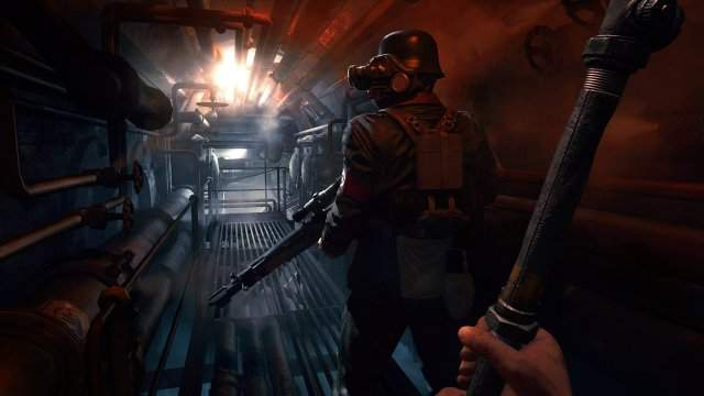 ����������� ������ Wolfenstein: The Old Blood