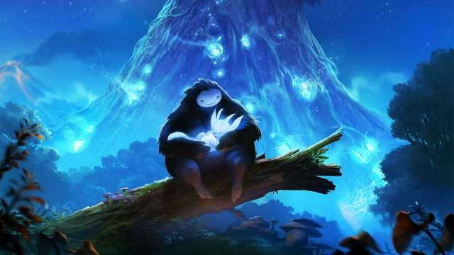 Лаунч-трейлер Ori & the Blind Forest