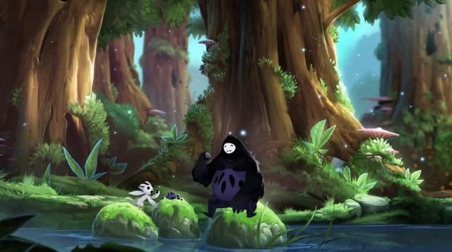 ������ ������ Microsoft-���������� Ori and The Blind Forest - ��� ������!