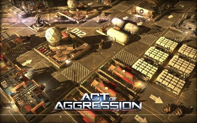 Act of Aggression: игровой процесс в пре-альфе