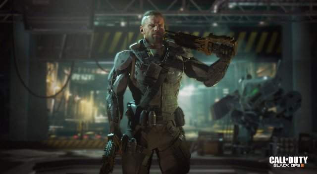 ������ ������� � ����� ��������� Call of Duty: Black Ops 3