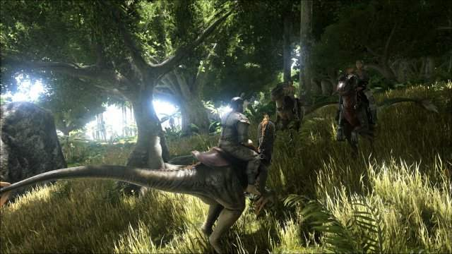 ARK: Survival Evolved уже почти в Steam Early Access