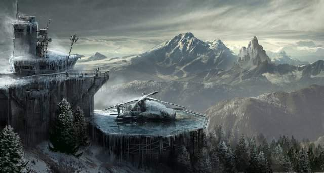 ����� ���� Rise of the Tomb Raider