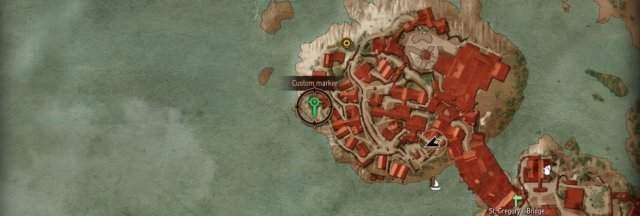 Гайд The Witcher 3: поиск снаряжения «Школы Кота» (базовое, улучшенное, превосходное и мастерское)