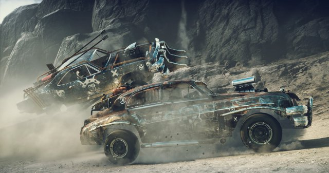E3 2015: Mad Max - сюжетный трейлер «Eye of the Storm»