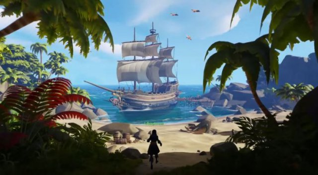 E3 2015: ����� ���������� ������ Sea of Thieves