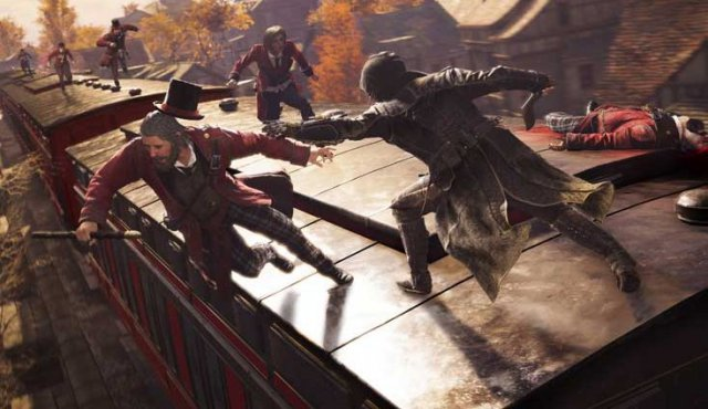 E3 2015: Assassin's Creed: Syndicate - трейлер и геймплей