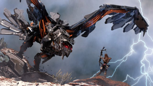E3 2015: Horizon: Zero Dawn - новая RPG от Guerrilla Games