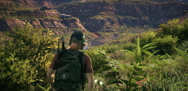 E3 2015: анонс Ghost Recon: Wildlands