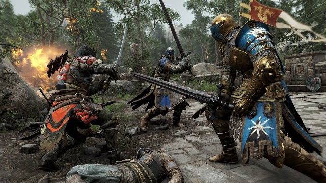 E3 2015: For Honor ����� �� Ubisoft