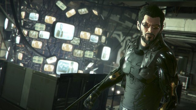 E3 2015: ����� ������� � ��������� Deus Ex: Mankind Divided
