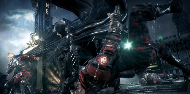 Гайд Batman: Arkham Knight: как включить русский язык в игре