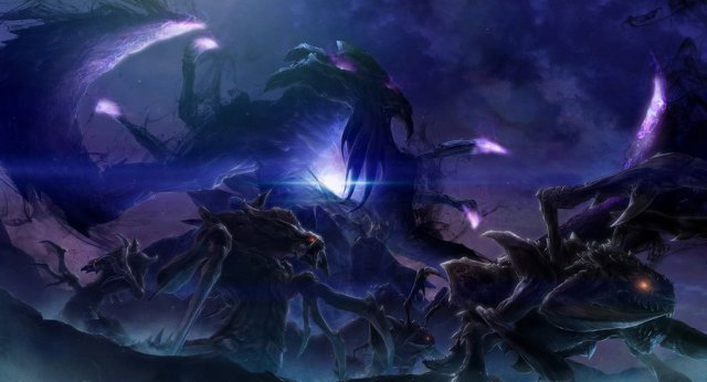Начат предзаказ StarCraft II: Legacy of the Void