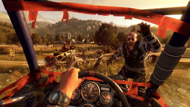 Анонсировано DLC Dying Light: The Following