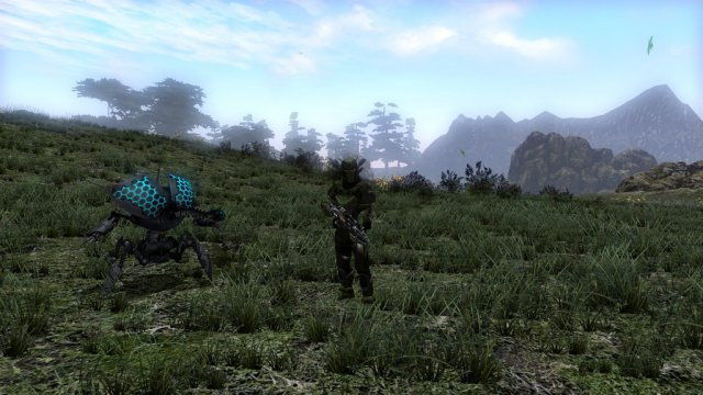 MMORPG The Repopulation: ����������� ��������� PvP-�������