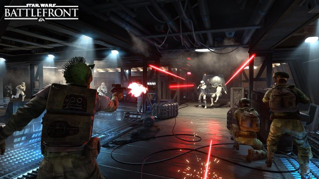 Анонс нового режима в Star Wars: Battlefront