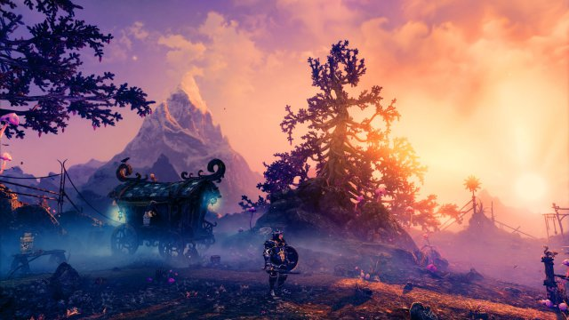 Trine 3: Artifacts of Power уже в продаже