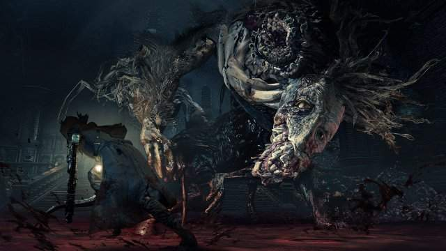 Bloodborne: The Old Hunters - дебютное DLC на TGS 2015