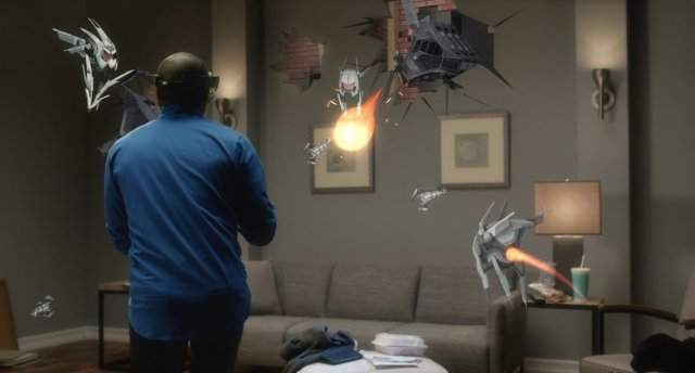 Project X-Ray: ��� ���� ������ ��� Microsoft HoloLens