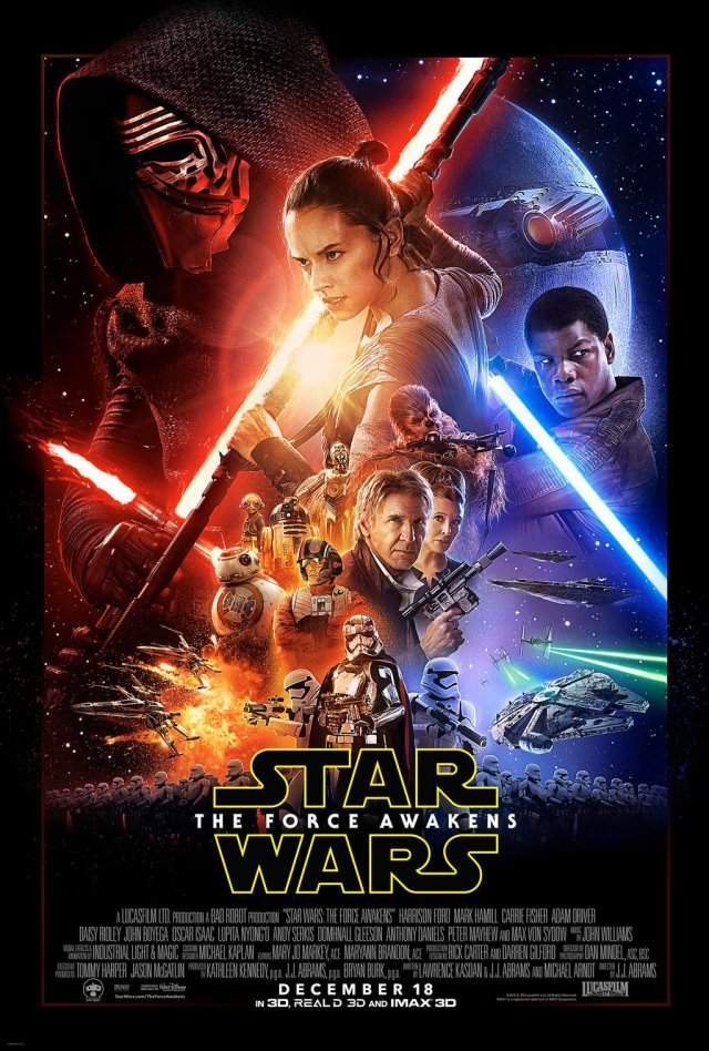 Новый трейлер Star Wars: The Force Awakens