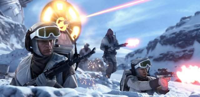 Лаунч-трейлер Star Wars: Battlefront