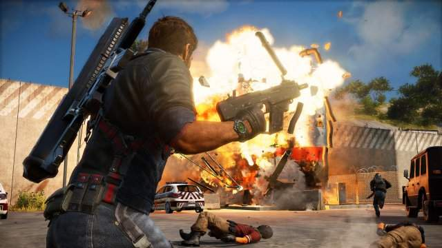 ������������ �������� �������� Just Cause 3: ��� ���������� ����