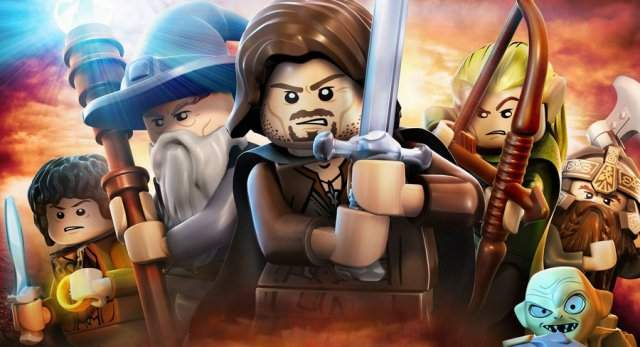 ���-���� �� LEGO The Lord of the Rings (��������� �����): ���������, ������ � ������