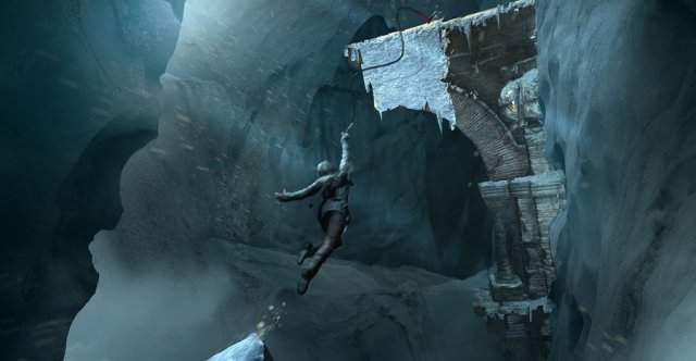 ��������� ������ ����� ������������ Rise of the Tomb Raider
