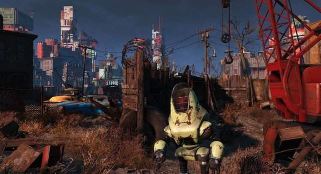 Fallout 4: доступен мод правки тормозов ENBSeries