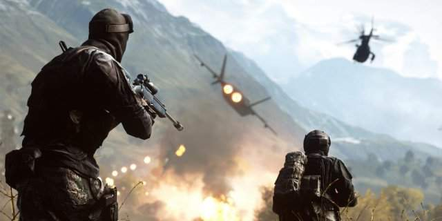 Battlefield 4: DLC Legacy Operations � ����������� ����� Dragon Valley