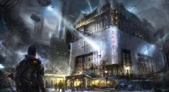 ��� ������ �� �������� ������� � Tom Clancy's The Division