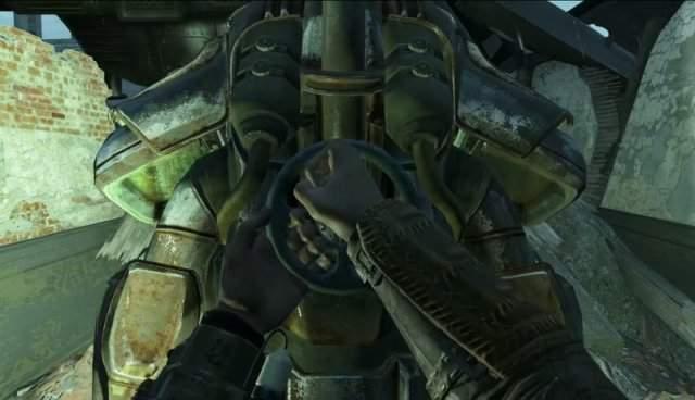Гайд Fallout 4: поиск Силовой Брони