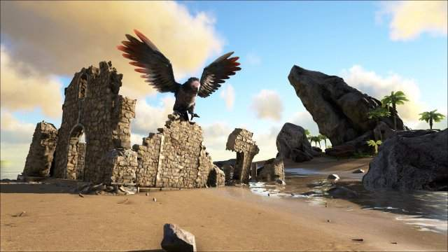 О новом окружении, утвари и арсенале в ARK: Survival Evolved