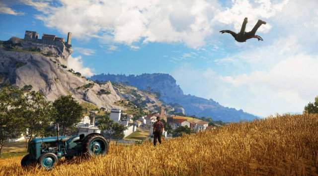 ���� Just Cause 3: ������ ������ ���������� (�������) � ������ �� ���������